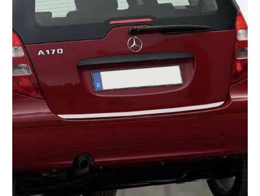 Trunk chrome trim Mercedes Classe A W169 0408 Classe A W169 Phase 2 0812W176 1218W177 1819