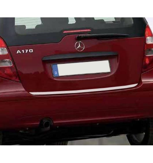 Moldura de maletero cromada Mercedes Classe A W169 04-08 Classe A W169 Phase 2 08-12 Classe A W176 1