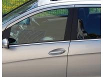 Baguette chromée de contour inférieur des vitres Mercedes Classe A