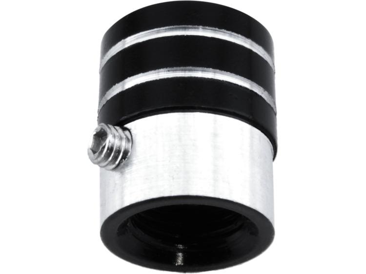 "4 % ""black"" antitheft valve caps"