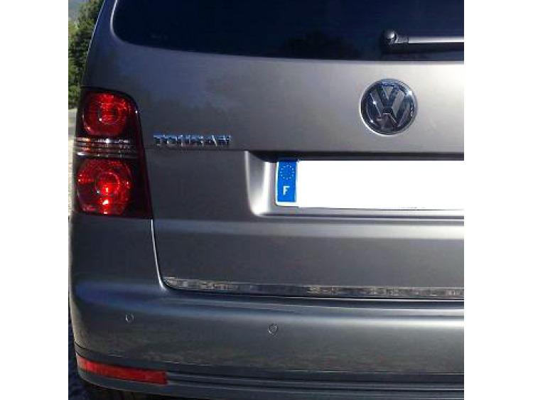 Trunk chrome trim VW Touran 03-06 VW Touran 06-10 VW Touran 10-21