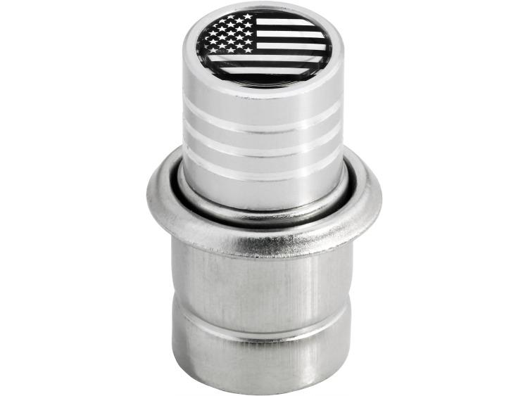 Allume-cigare Etats-Unis USA Amérique chrome