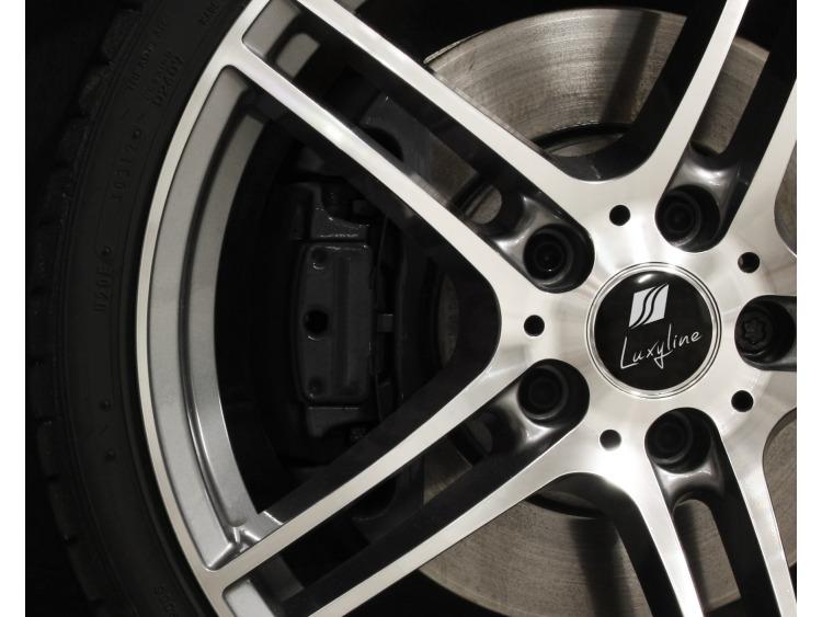 Bremssattellack-Set schwarz
