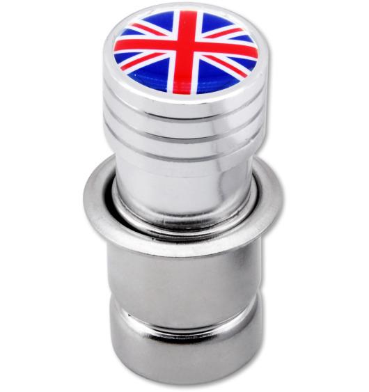 "Encendedor bandera Inglaterra Reino Unido Ingles Union Jack Gran Bretana ""largo"""