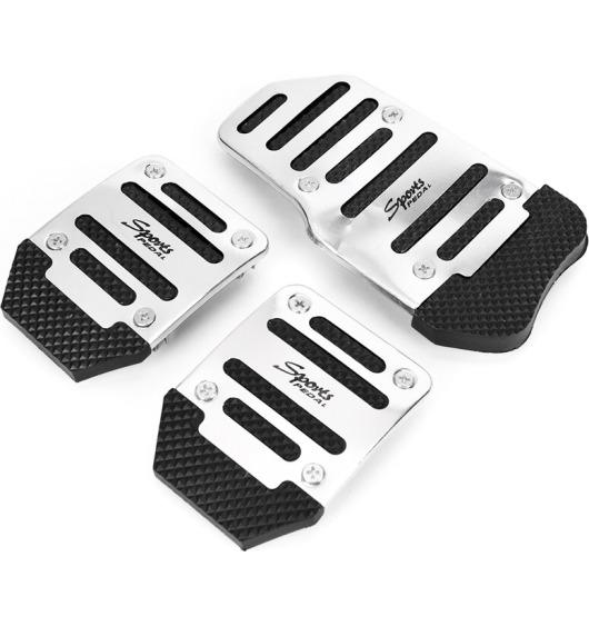 Kit de 3 pedales de acero para la caja de cambios manual