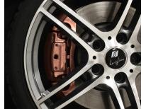 Kit peinture pour étriers de frein cuivre métallisé