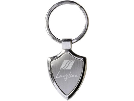 Metal keychain Luxyline
