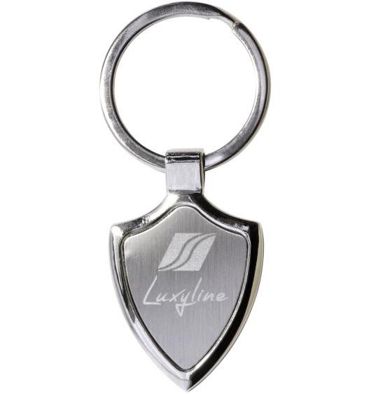 Porte-clé métal Luxyline