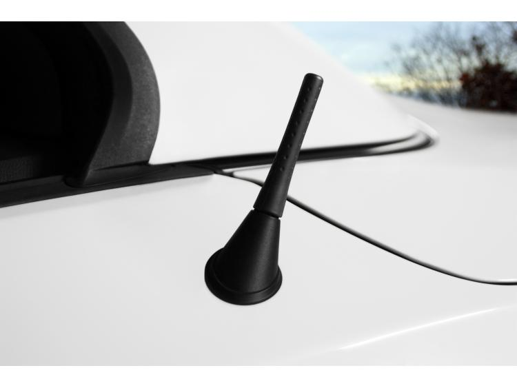 Short rubber antenna